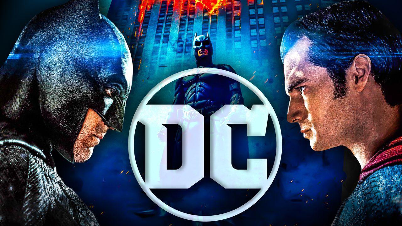Batman v Superman Dark Knight Posters DC Logo