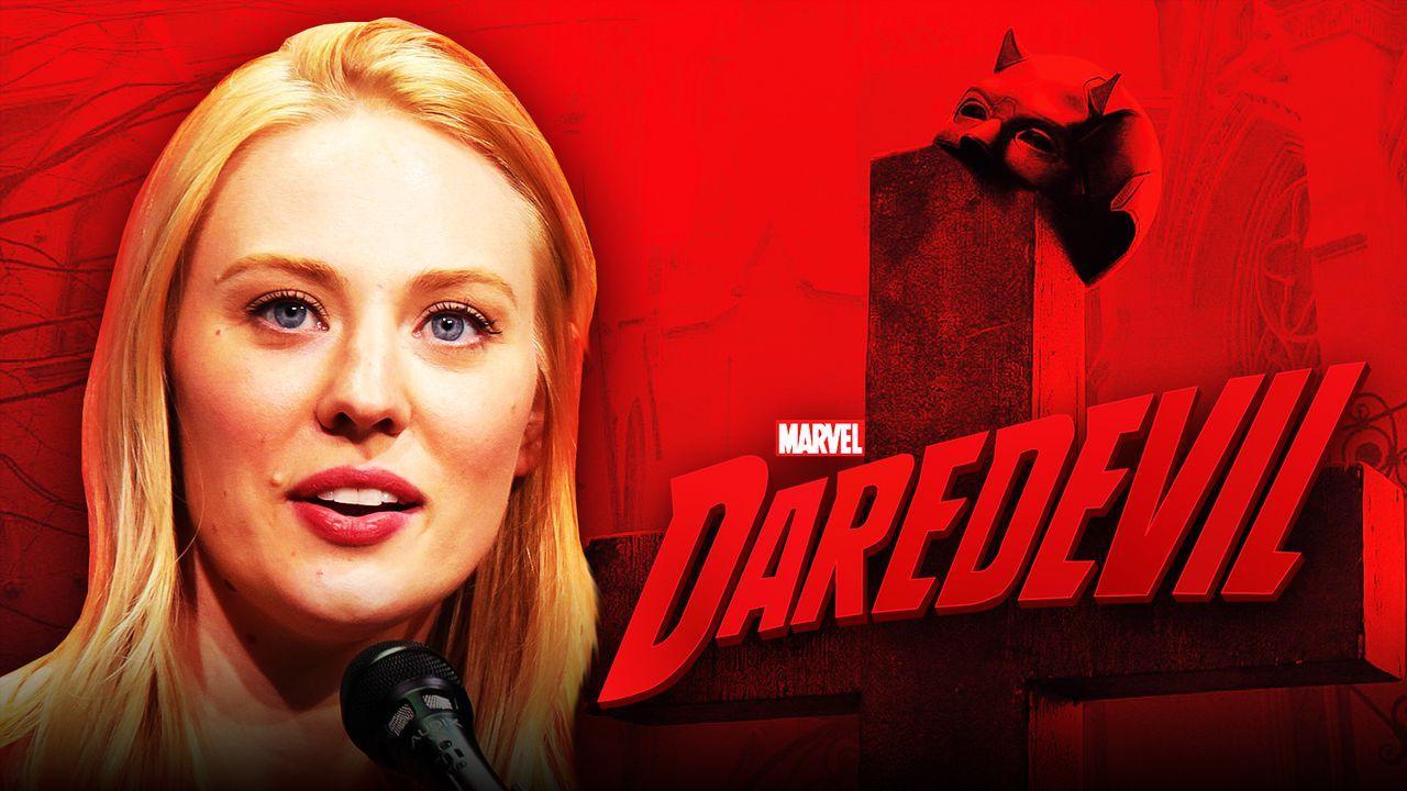 Karen Page Daredevil logo