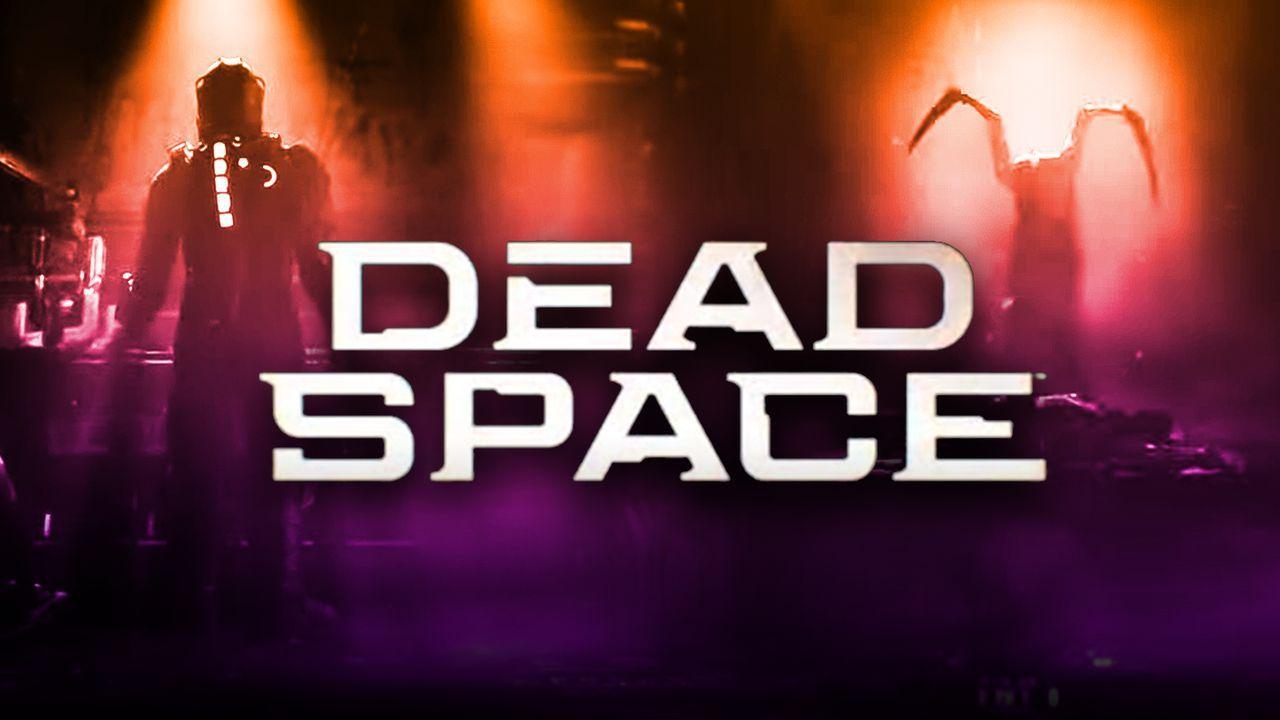 Dead Space remake logo