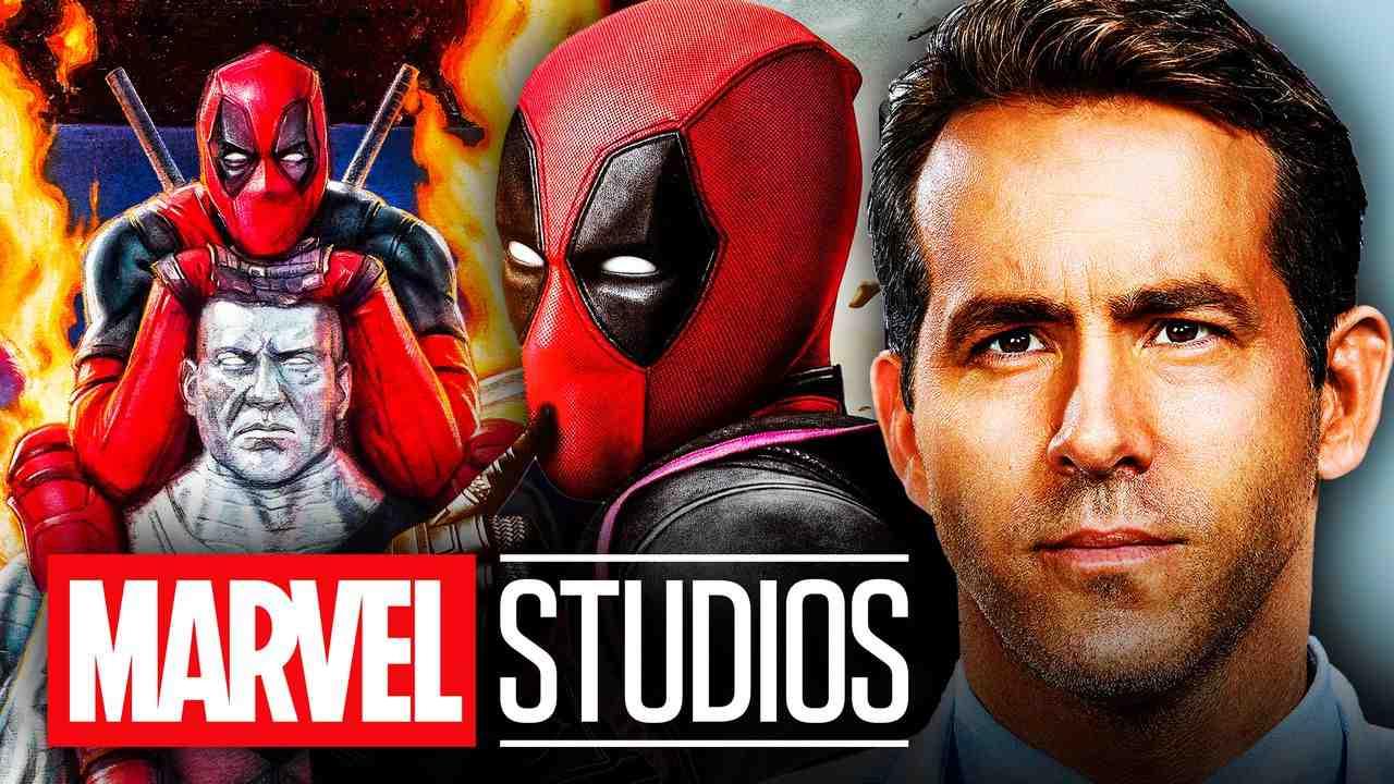 Deadpool 3 Ryan Reynolds MCU