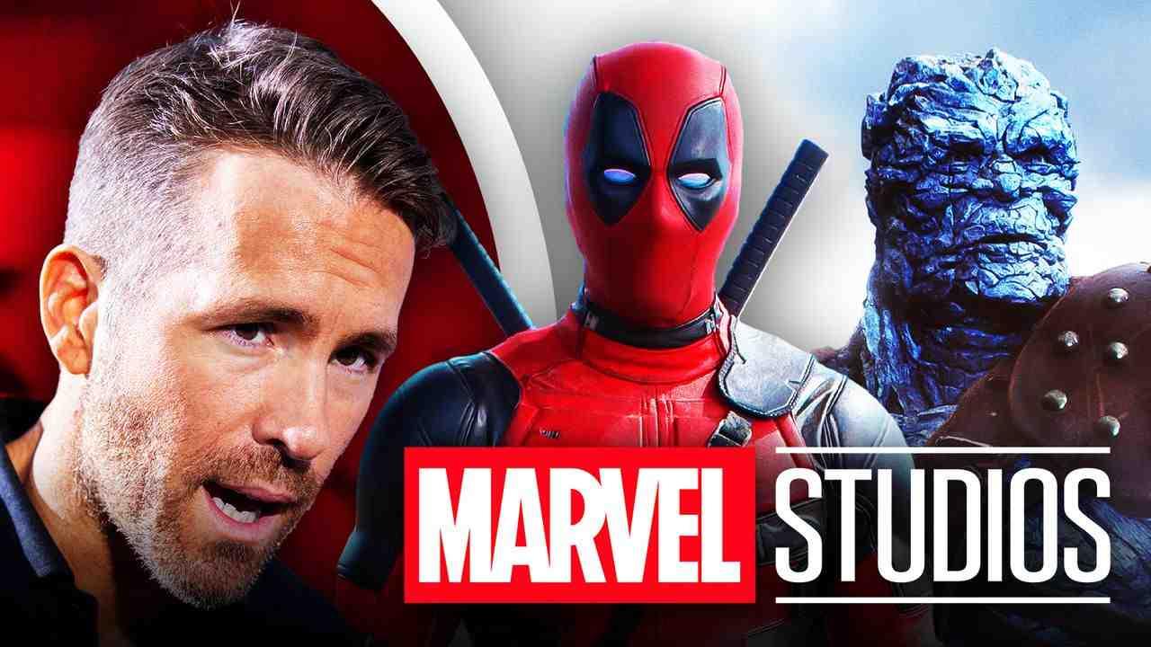 Ryan Reynolds, Deadpool, Korg, Deadpool 3, Marvel Studios