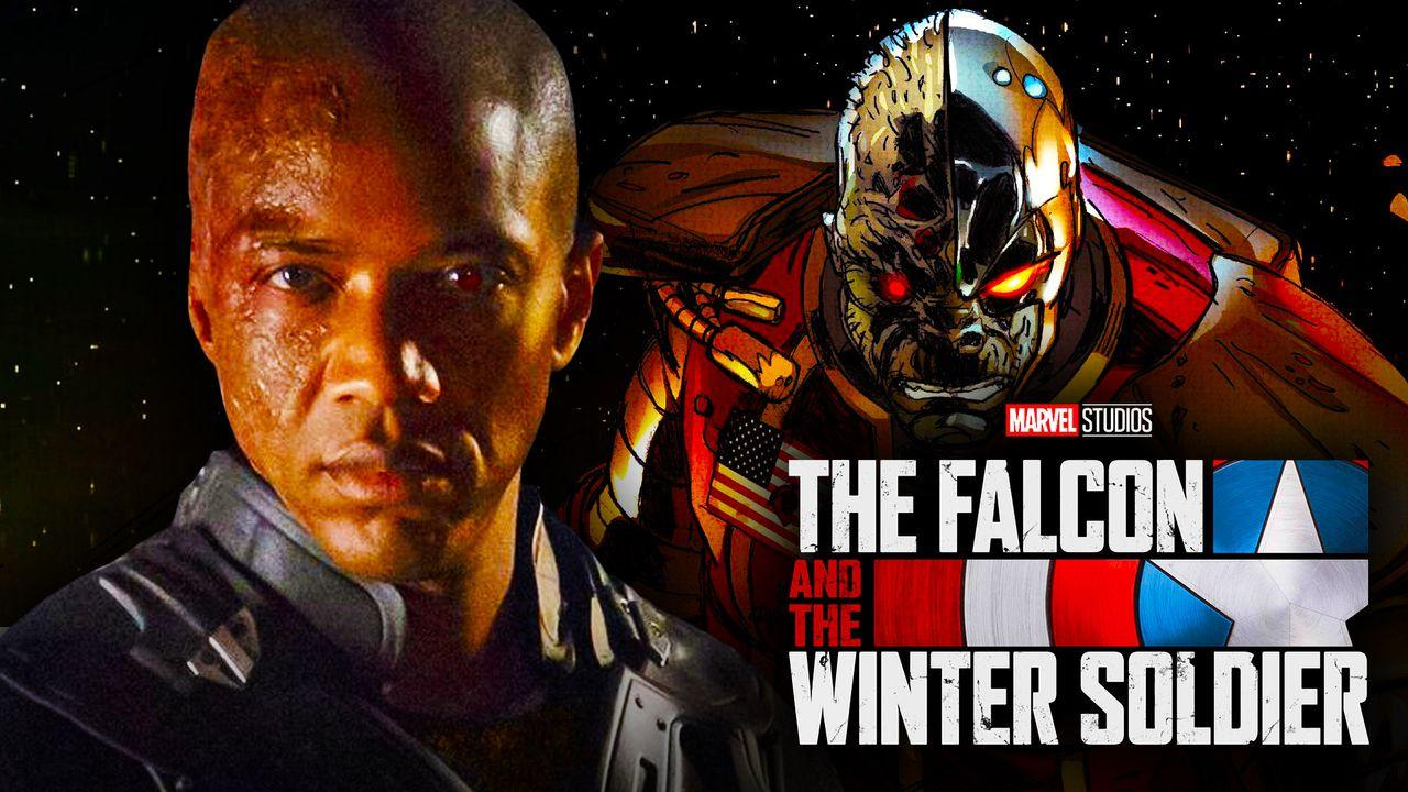 Deathlok in Comics and Agents of SHIELD