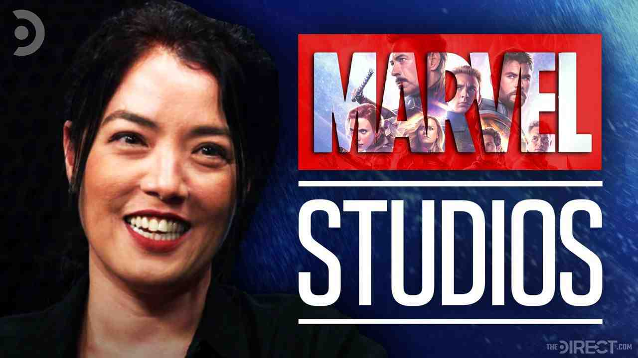 Deborah Chow and Marvel Studios logo