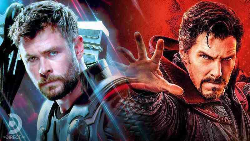 Doctor Strange 2, Thor 4