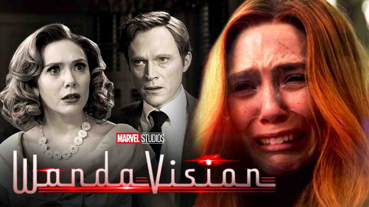 Wanda Maximoff, Vision, Wanda