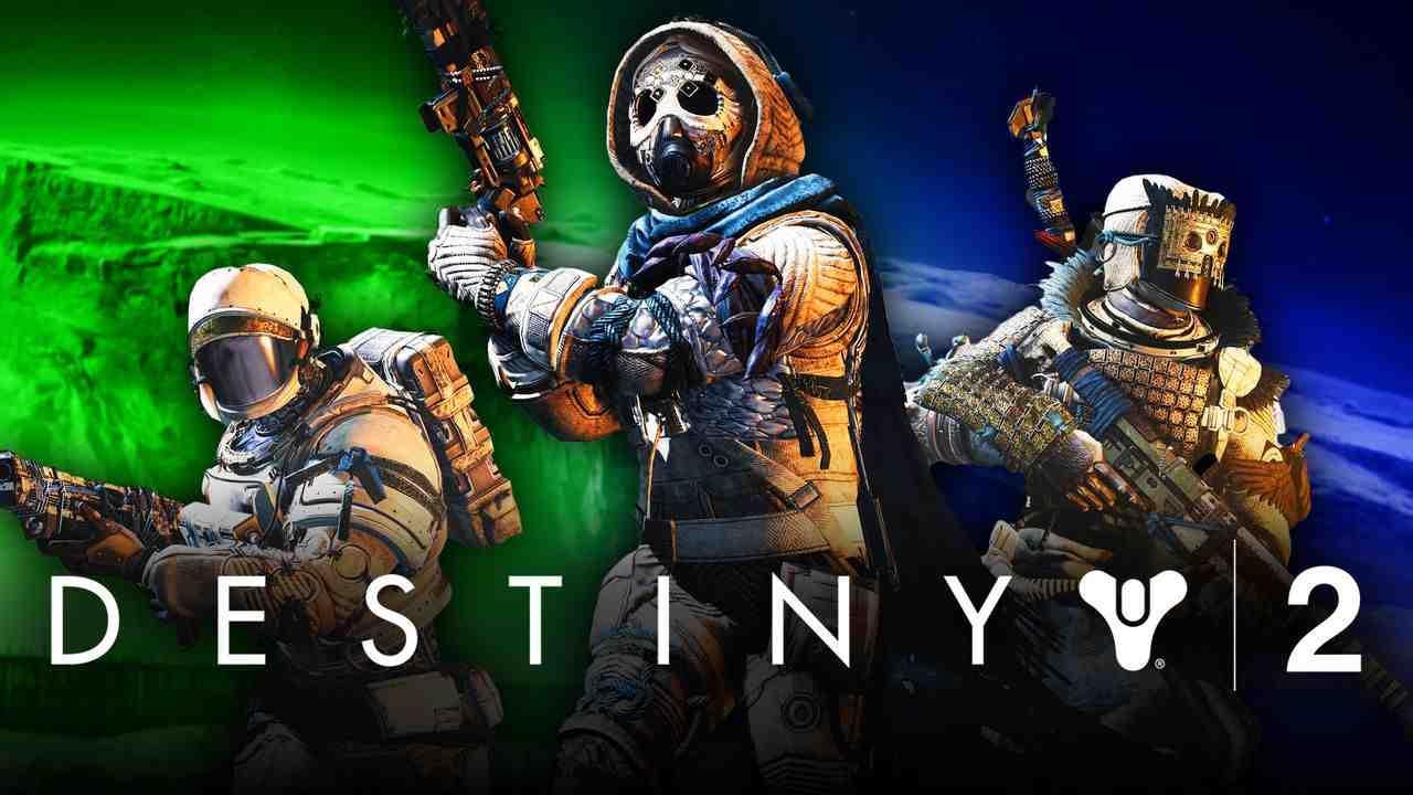 Destiny 2 Characters