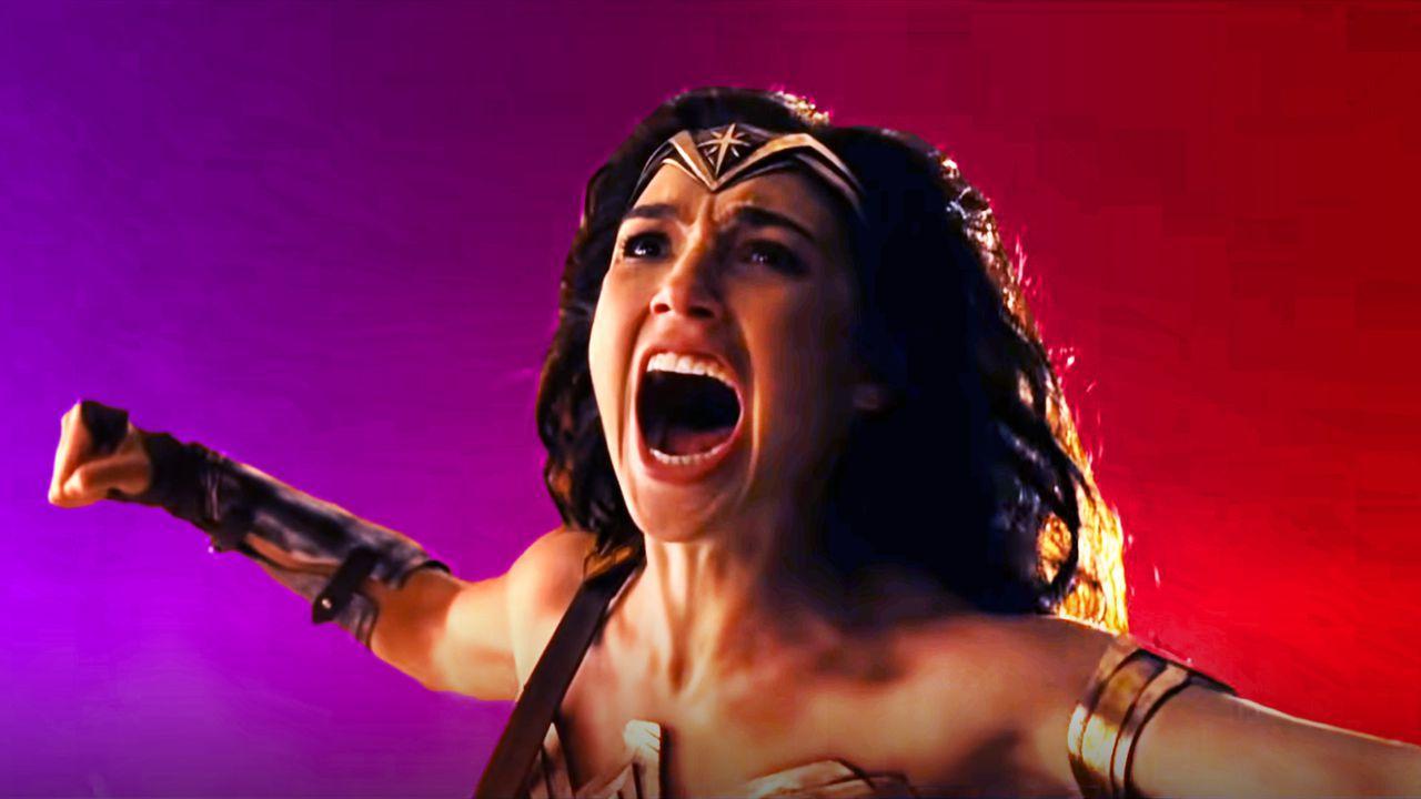 Wonder Woman Ending Battle