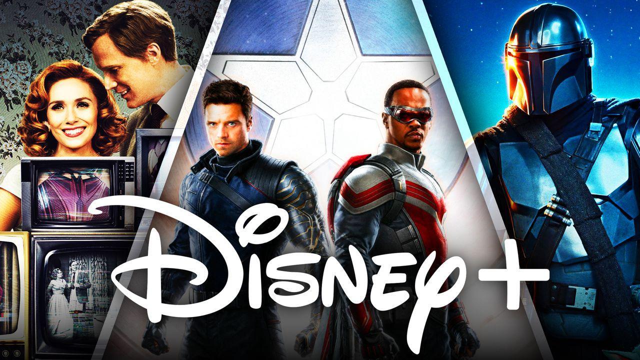Marvel Disney Plus Shows