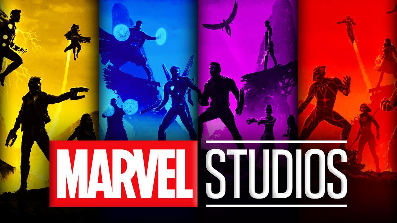 Marvel Studios Avengers Poster