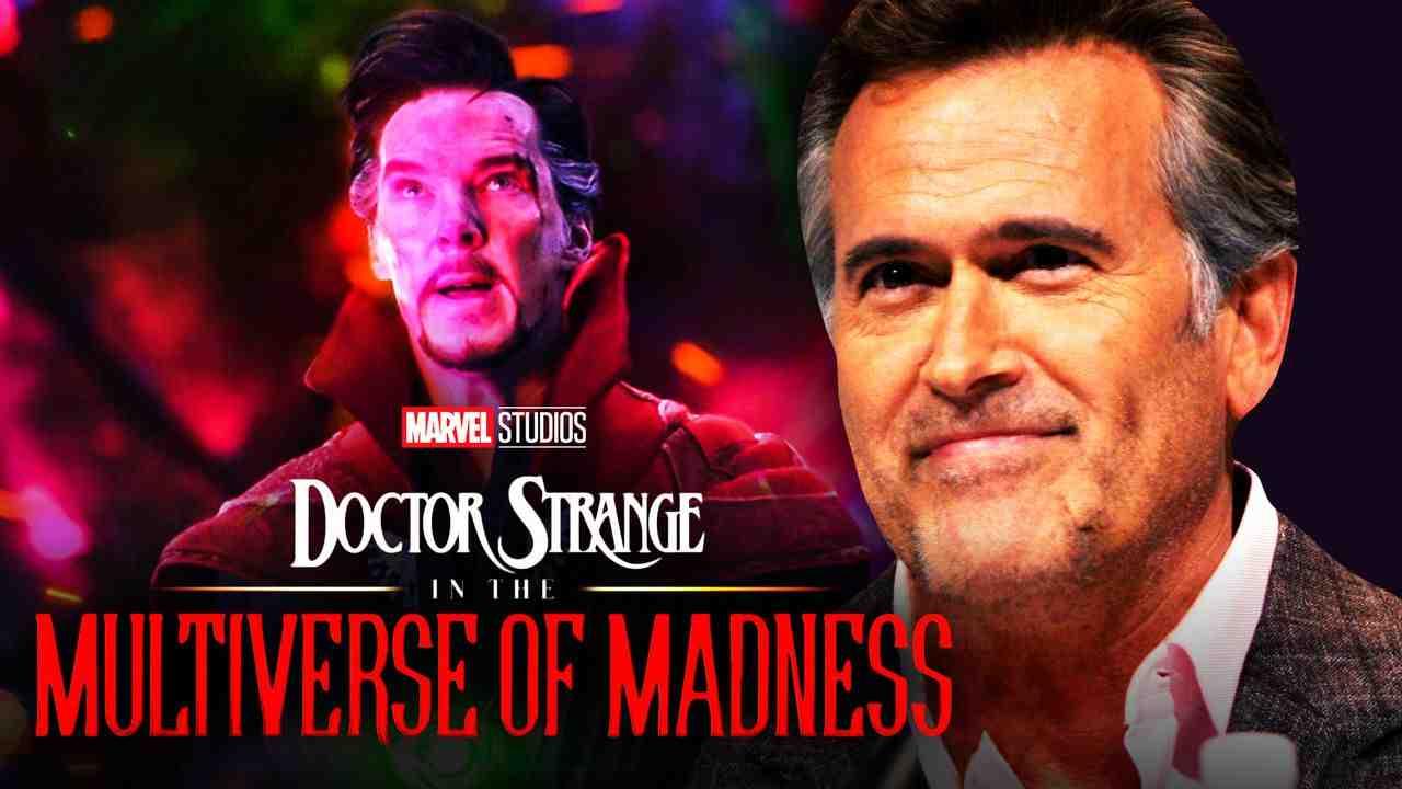 Doctor Strange Bruce Campbell