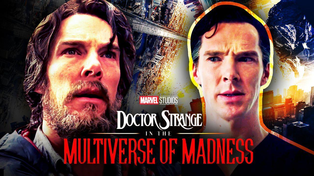 Doctor Strange Beard with Surgeon Stephen Strange