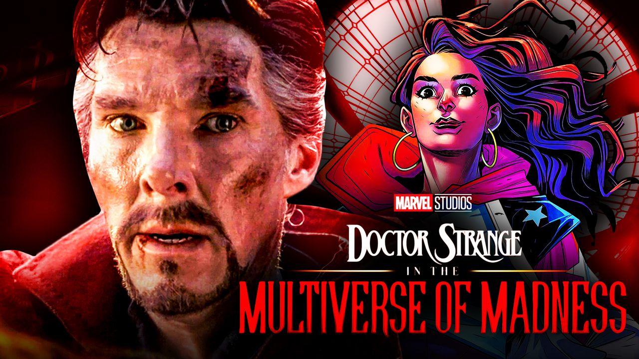 Doctor Strange America Chavez