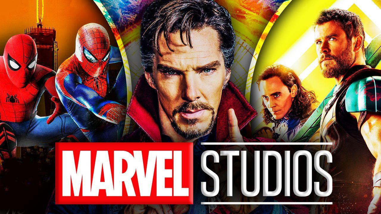 MCU Phase 4 Doctor Strange Spider Man Thor