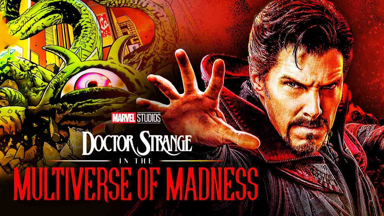 Doctor Strange 2 Shuma Gorath