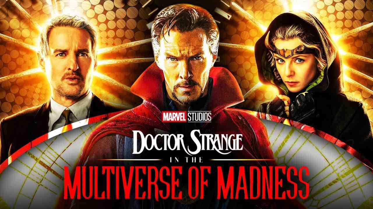 Doctor Strange Owen Wilson Sylvie