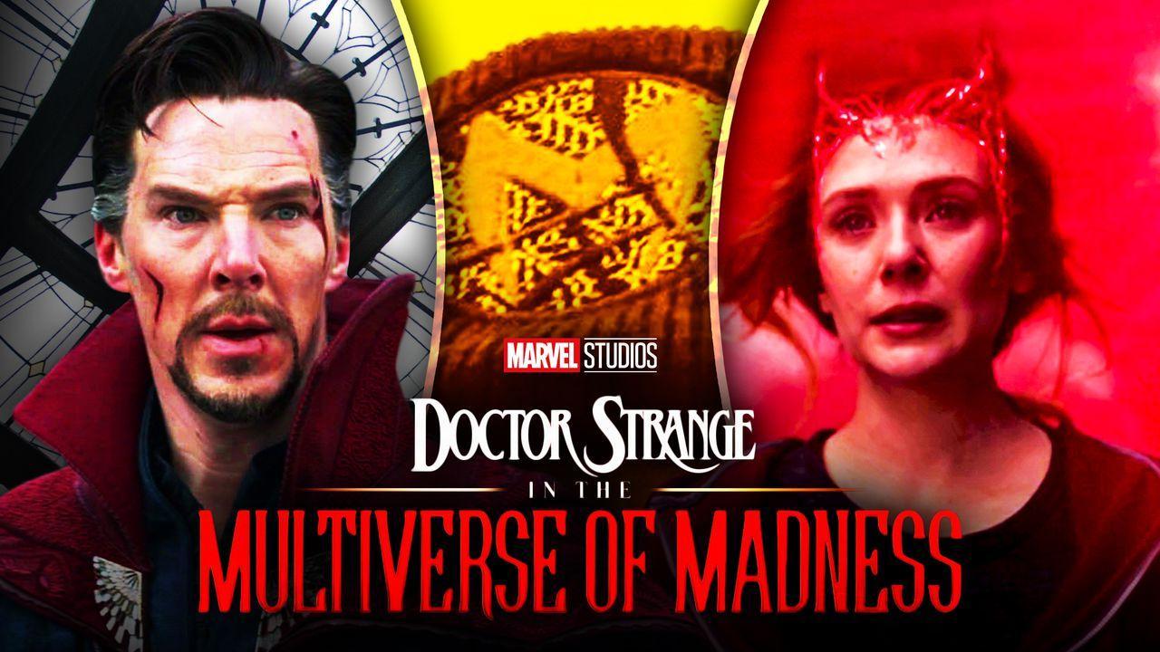 Doctor Strange, Elizabeth Olsen, Wanda Maximoff
