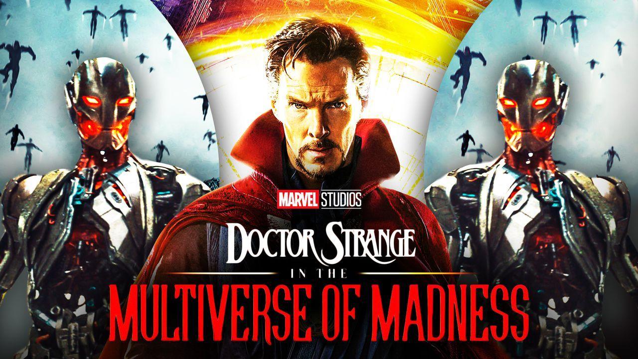 Ultron, Doctor Strange