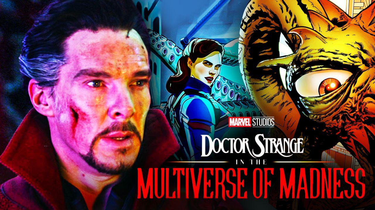 Doctor Strange 2 Villain Shuma Gorath