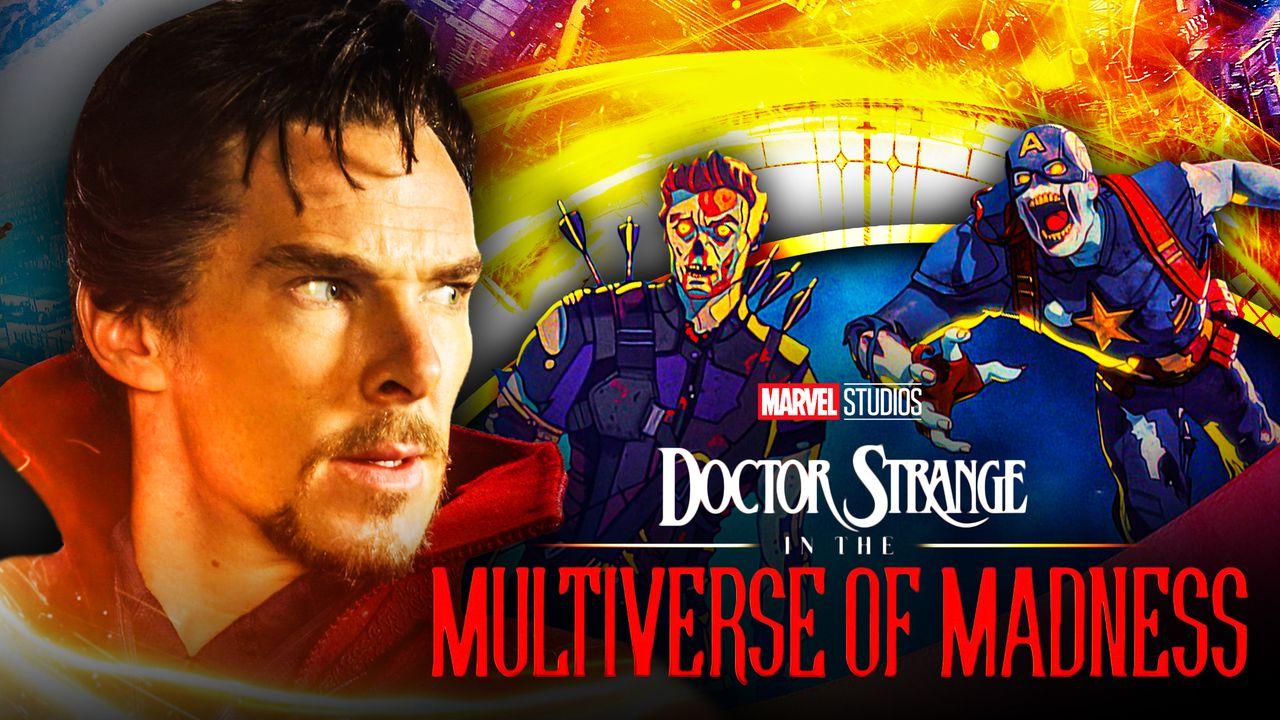 Doctor Strange 2 zombies MCU What If