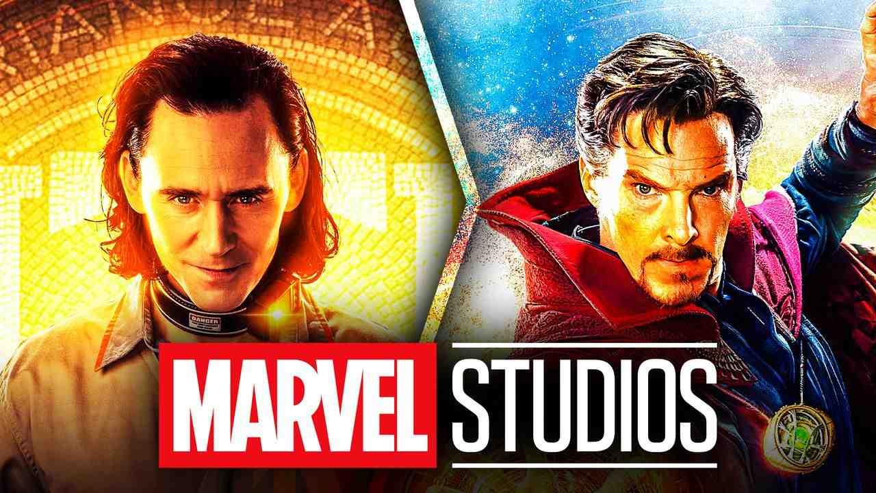 Doctor Strange Loki MCU