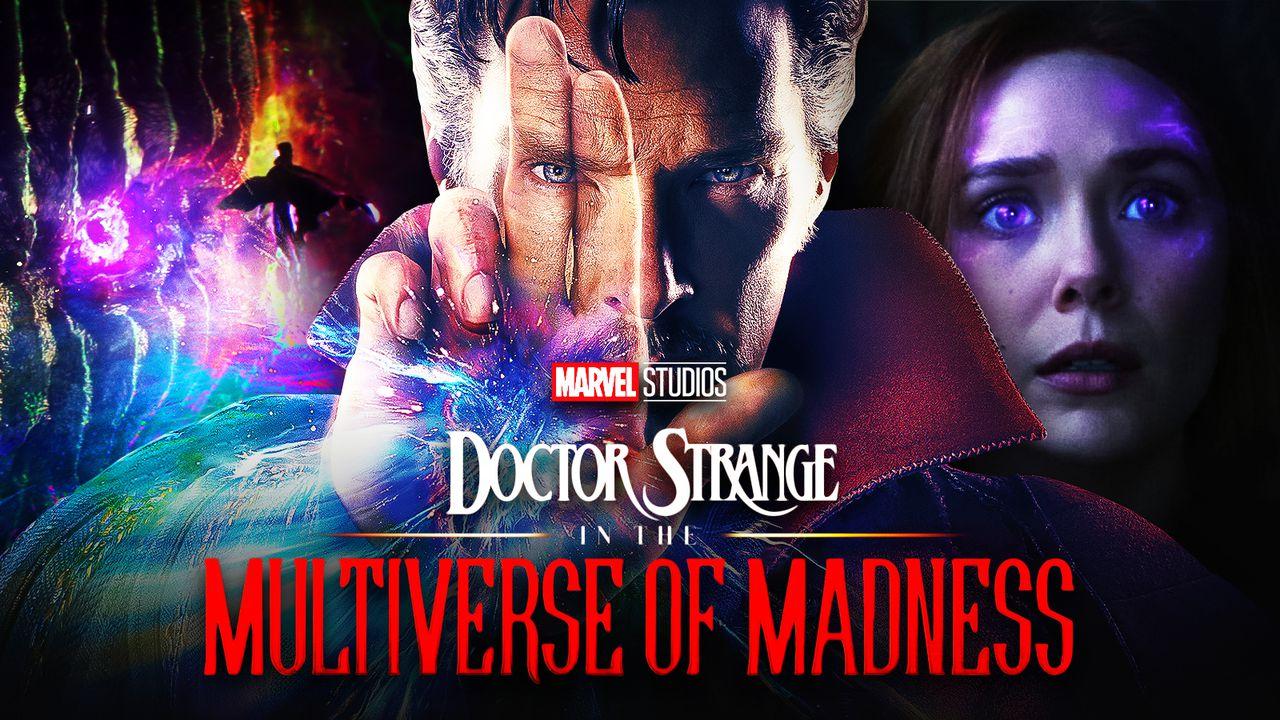 Doctor Strange 2 Multiverse of Madness Background