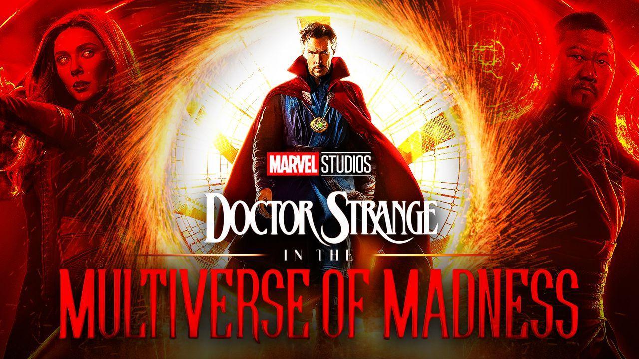 Doctor Strange, MCU, Marvel, Benedict Cumberbatch