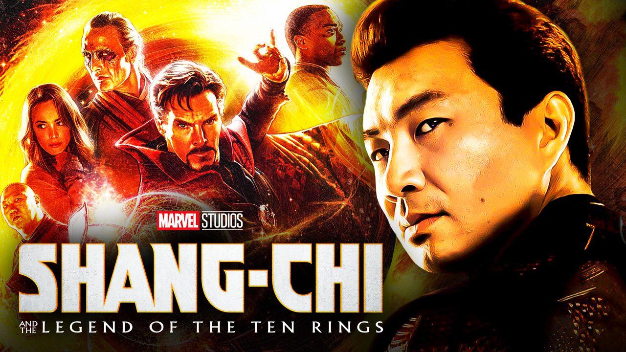 Doctor Strange, Shang-Chi