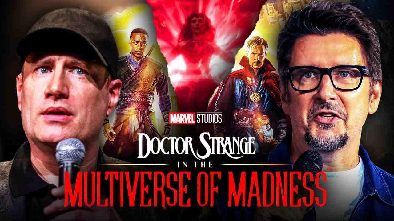 Kevin Feige Doctor Strange Scott Derrickson