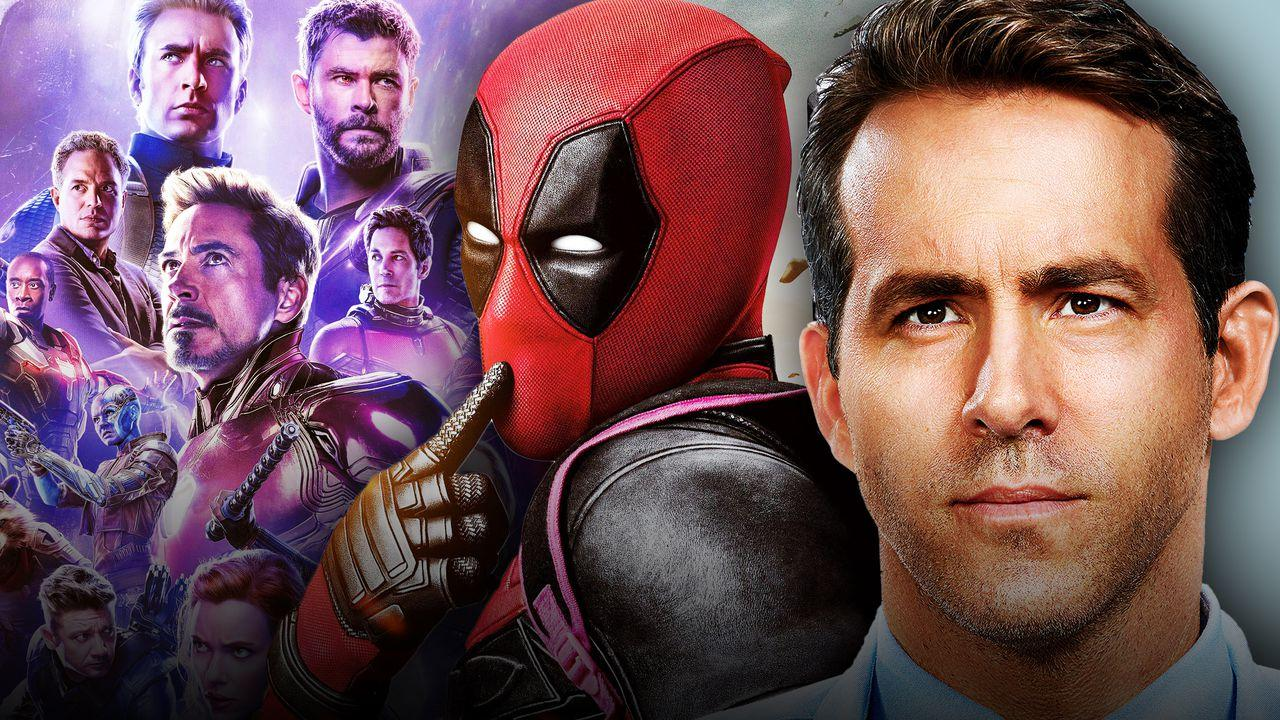 Deadpool, Avengers, Ryan Reynolds