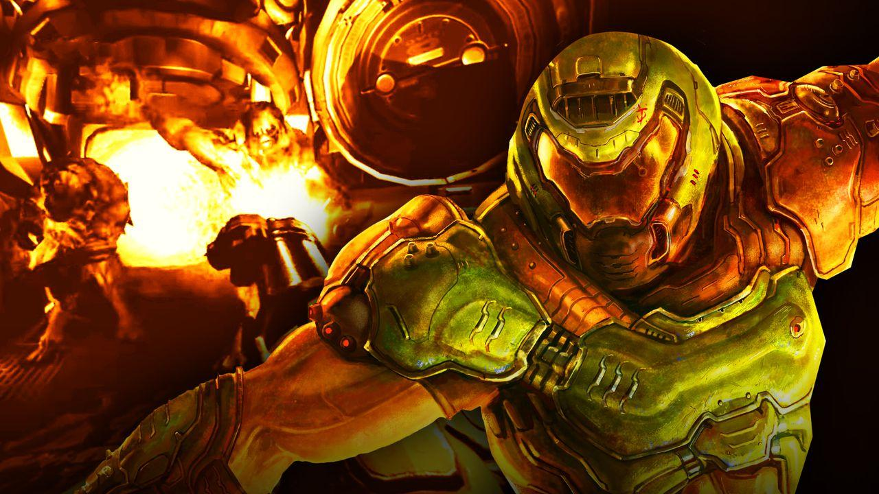 Doom 3 VR Edition PlayStation