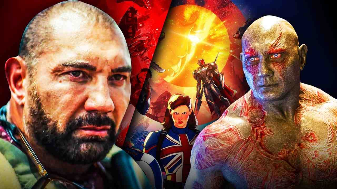 Dave Bautista Drax What If