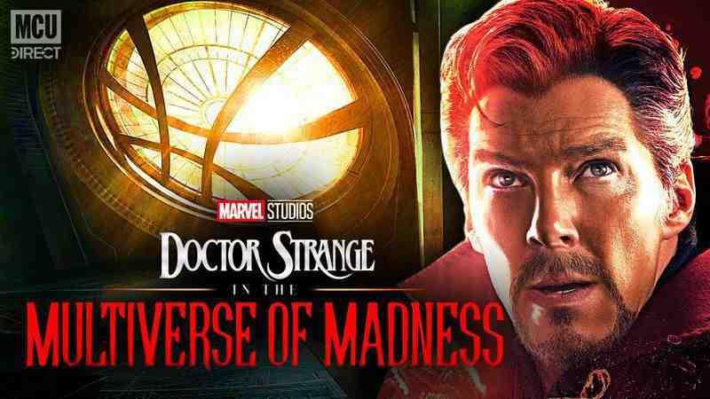 Robert Stromberg will be production designer for DOCTOR STRANGE sequel.