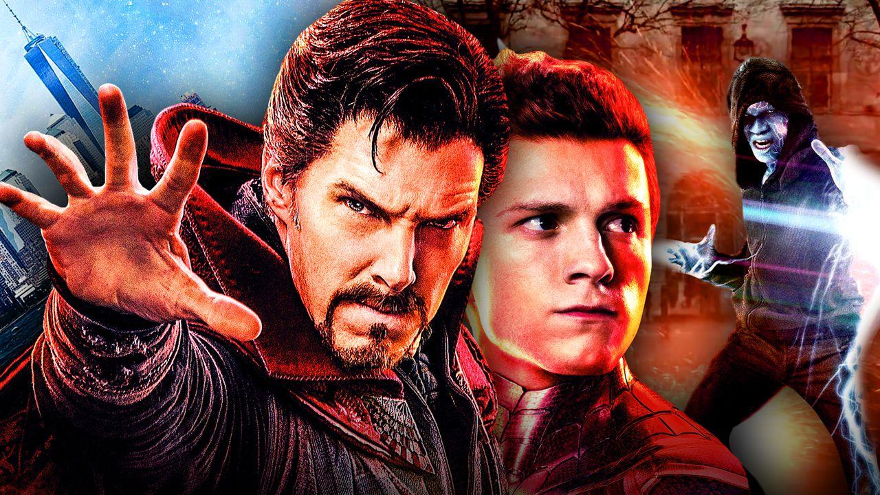 Doctor Strange, Peter Parker, Electro