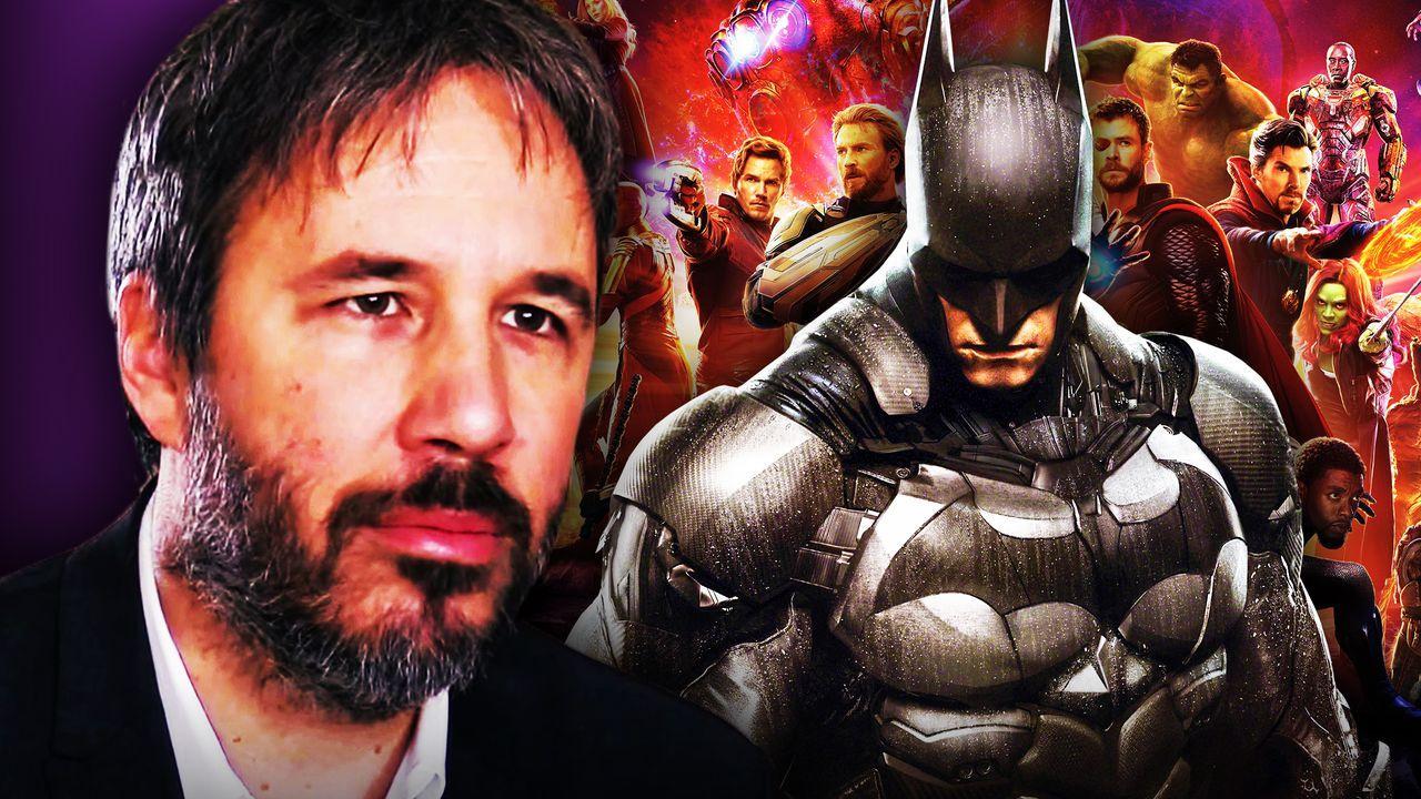 Denis Villeneuve, Batman, Avengers