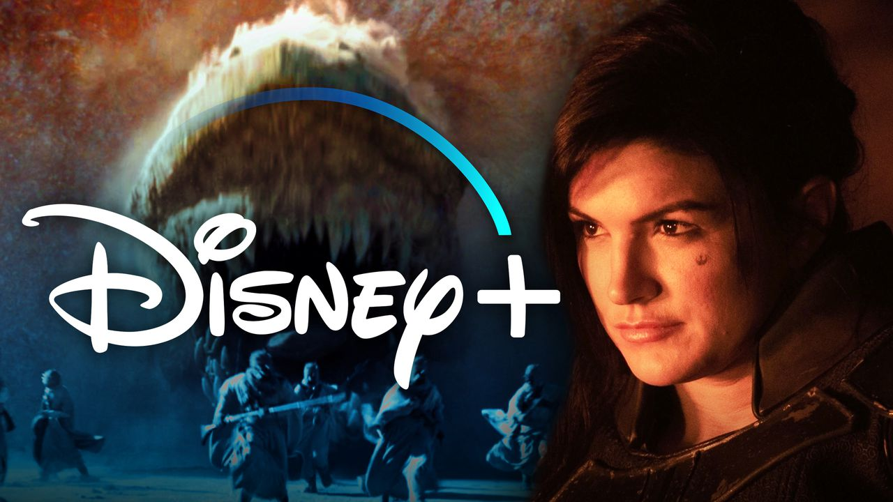 Krayt Dragon, Disney+, Cara Dune