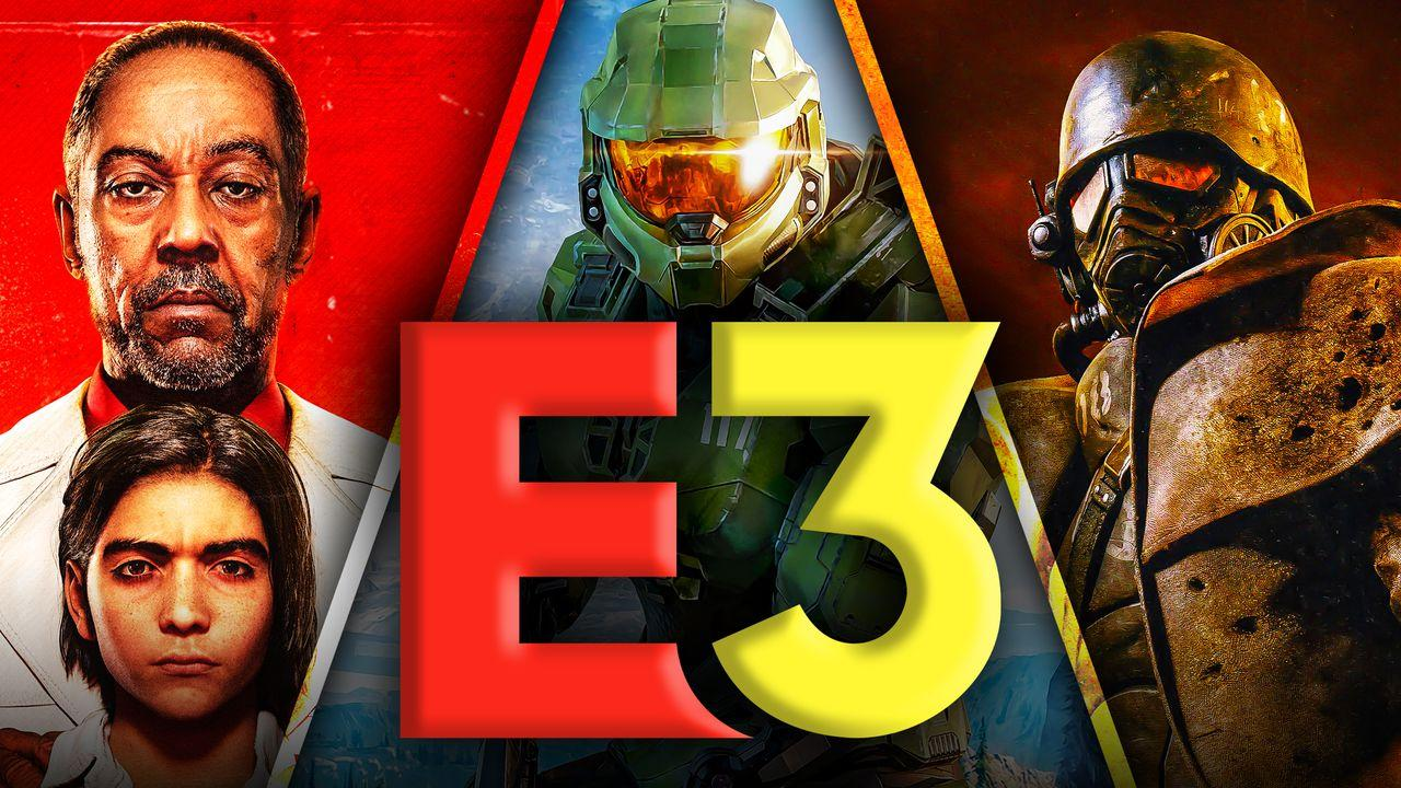 E3 Logo Master Chief Far Cry