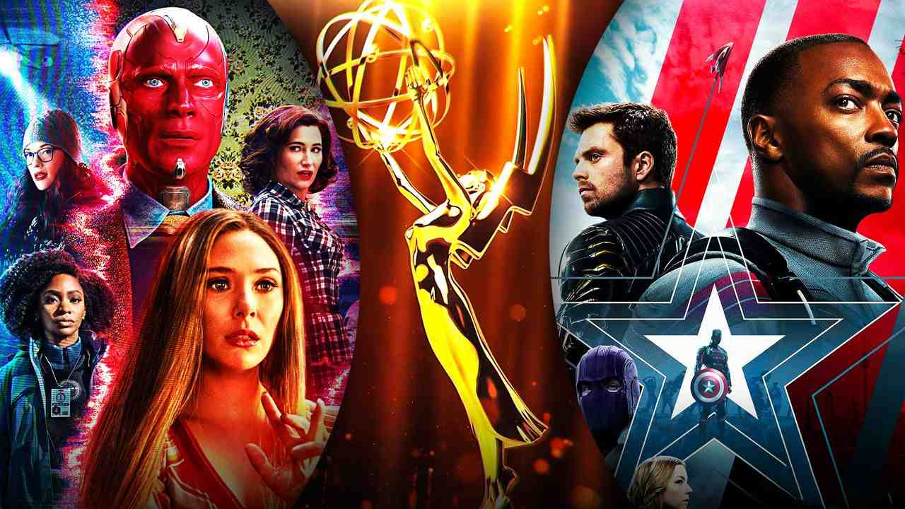 WandaVision Emmys Falcon and Winter Soldier poster