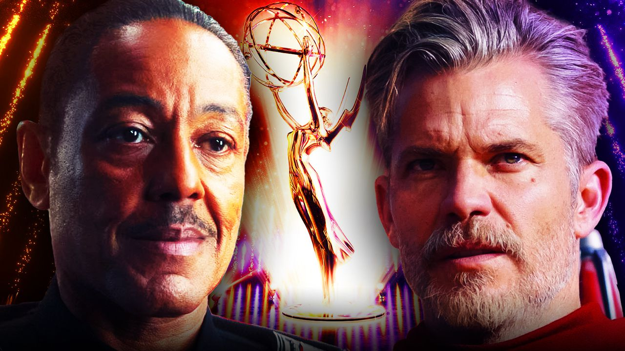 Giancarlo Esposito and Timothy Olyphant Emmy Nominations
