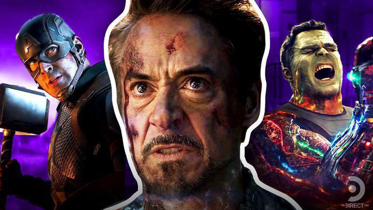Avengers Endgame Best Moments