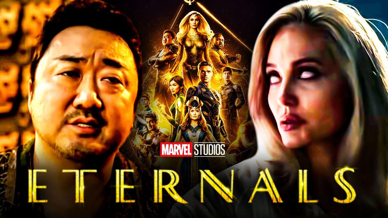 Eternals, Angelina Jolie, Don Lee