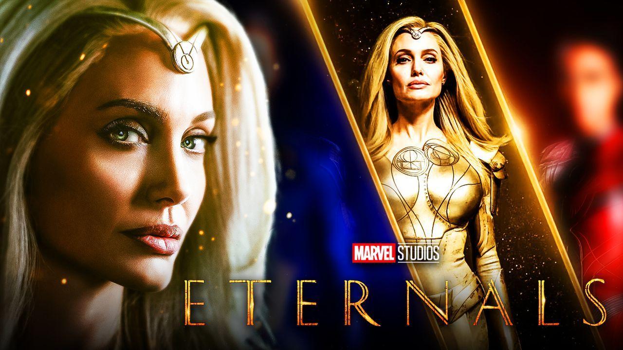 Thena, Angelina Jolie, Eternals