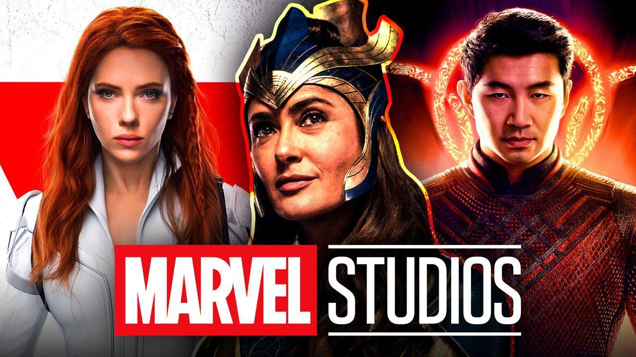 Eternals, Shang-Chi, Black Widow