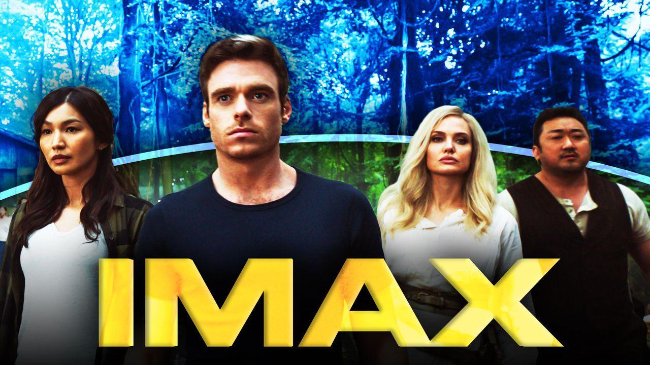 Eternals IMAX