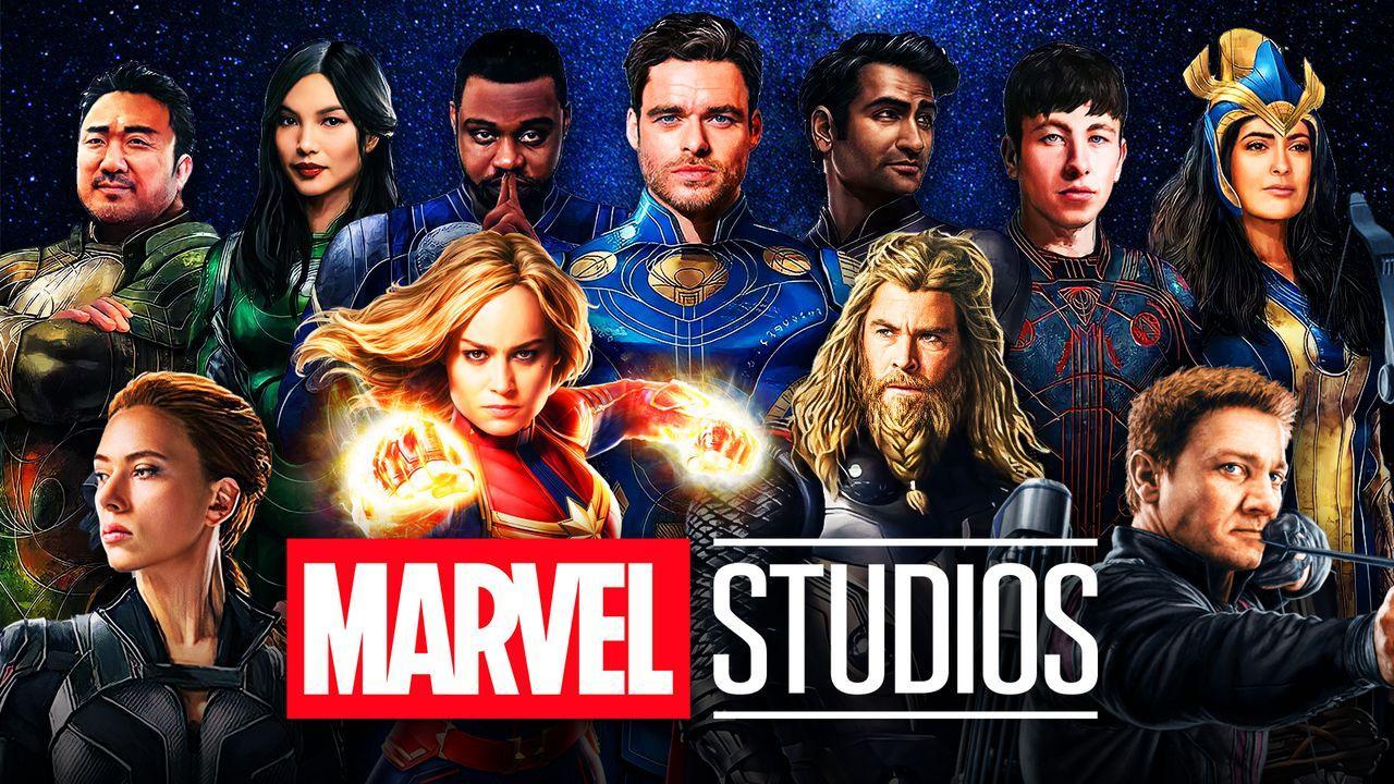 Marvel Studios, Eternals, Superheroes
