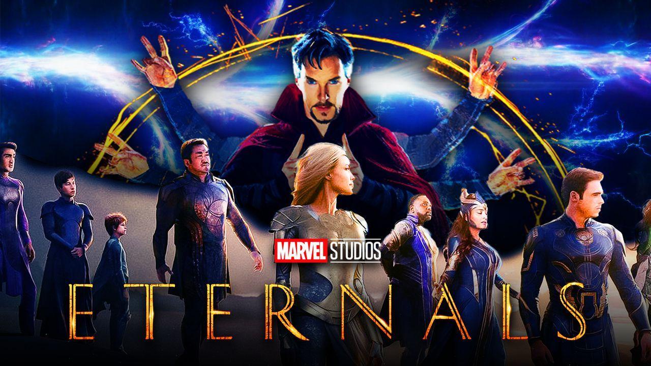 Eternals, Doctor Strange
