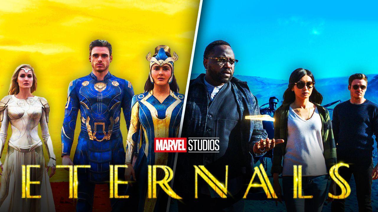 Eternals Movie Characters