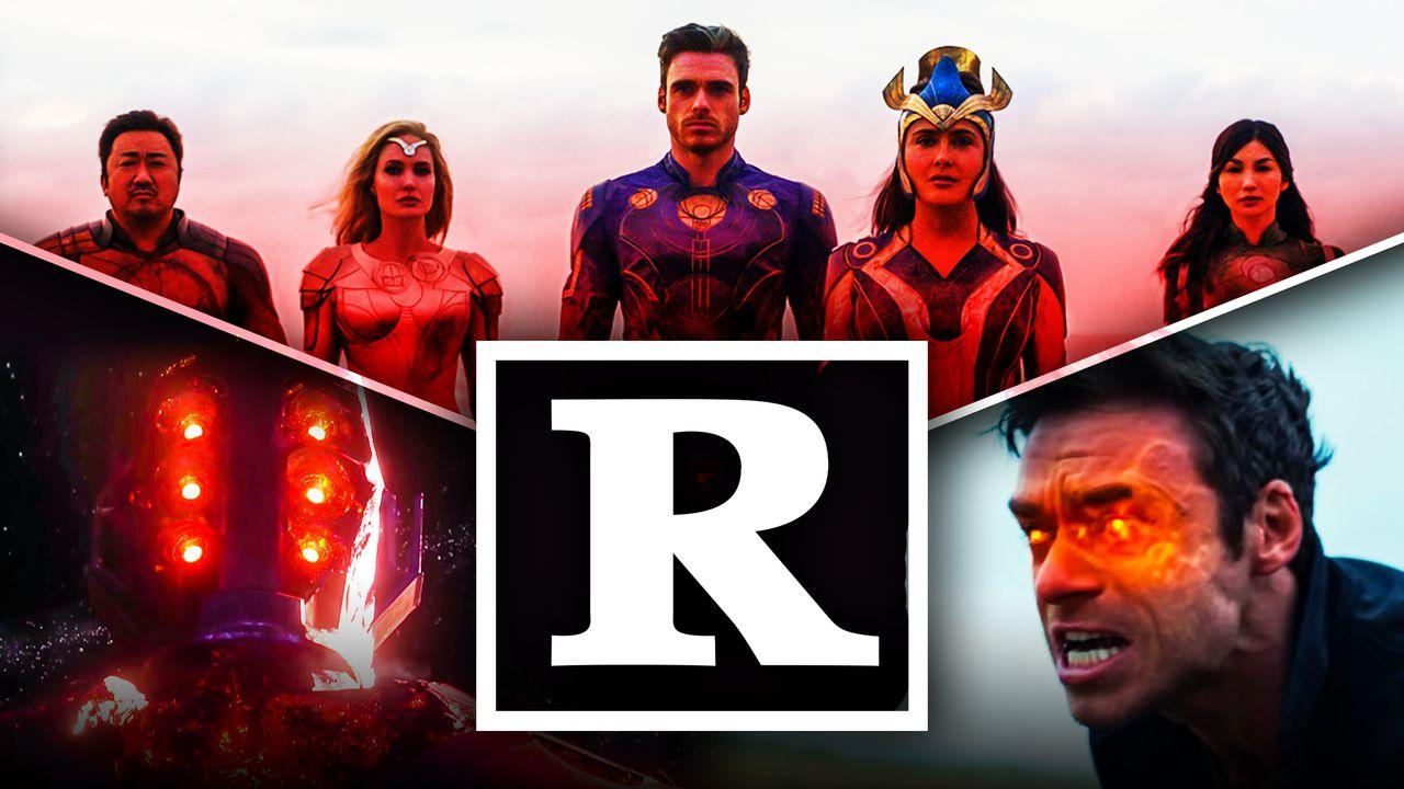 Eternals Movie Rated-R