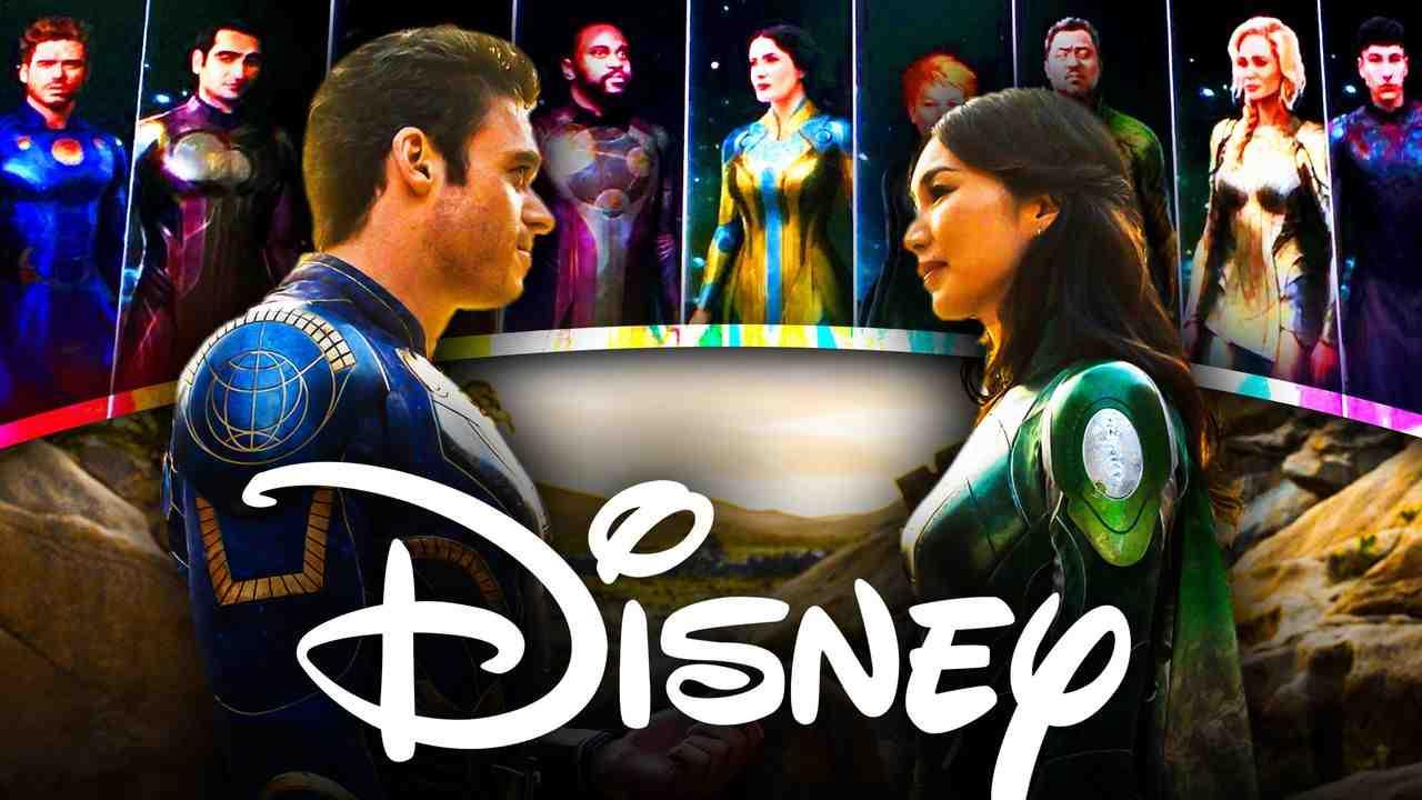 Eternals Disney