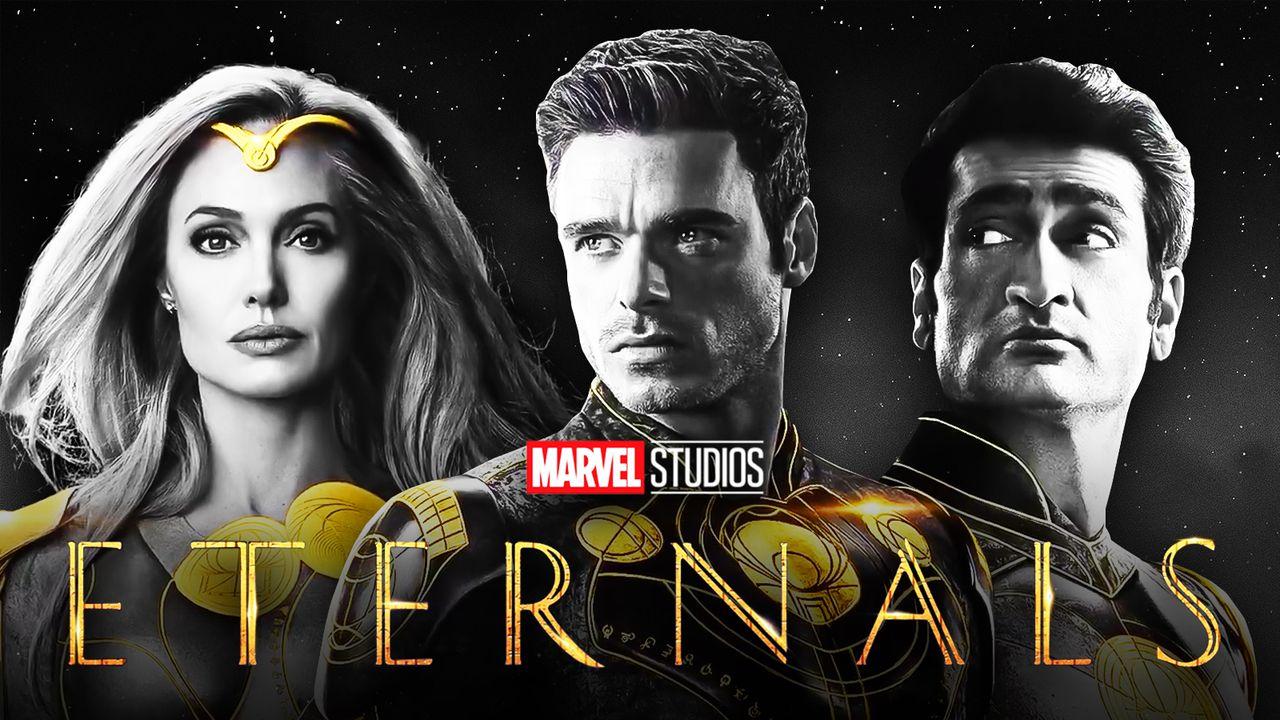 Eternals, MCU, Marvel