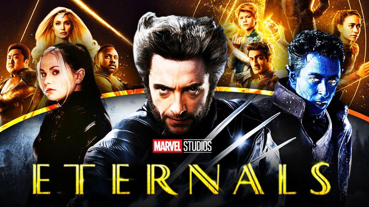 Marvel, MCU, Eternals, X-Men, Wolverine